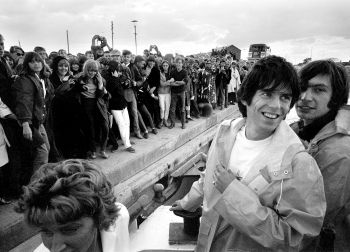 Keith Richards Rolling Stones Limhamn 1965