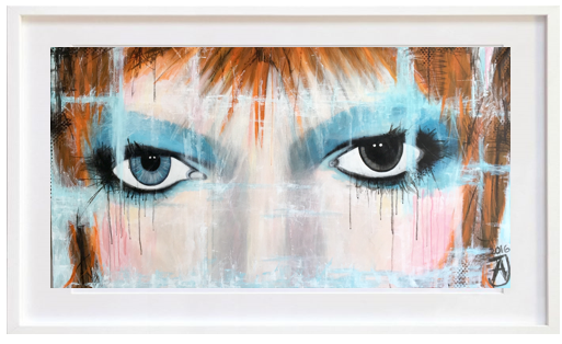 In The Eyes Of Bowie