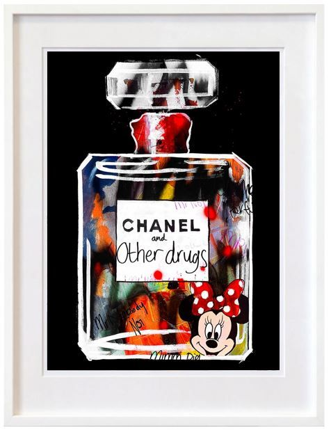 Chanel & other drugs, Mimmi