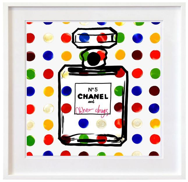 Chanel & other drugs, dots