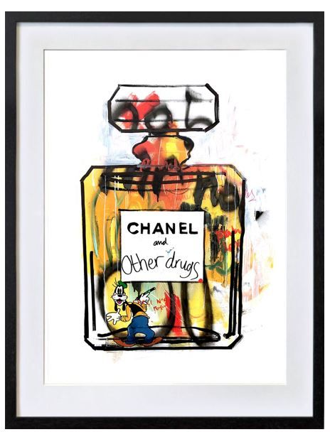 Chanel & other drugs, Goofy