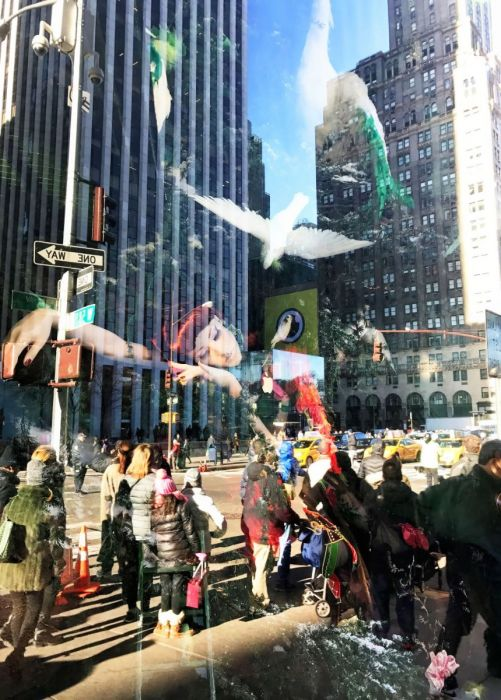 The Fifth Ave Bird