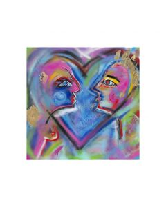 United in Love (50 x 50)