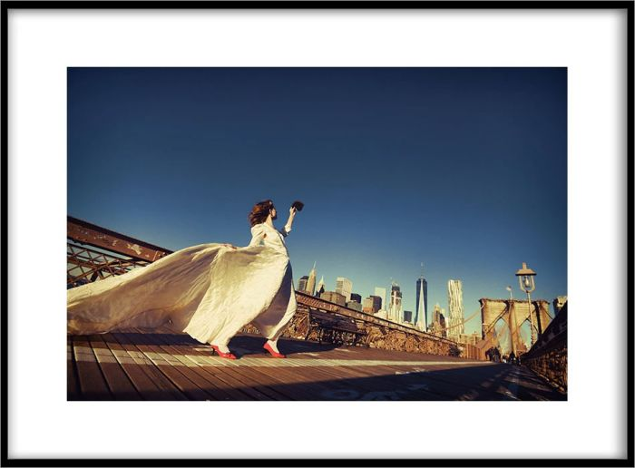 Dreams of a Wedding at the Bridge