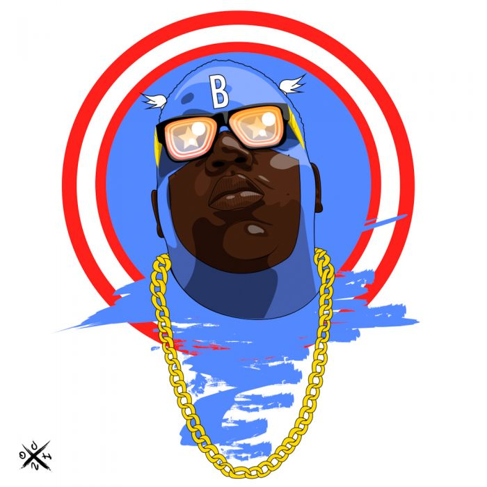 The Illest Captain Biggie