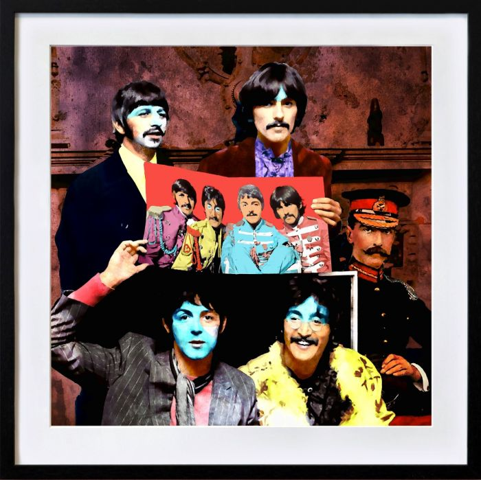 The Beatles, Sgt Pepper II