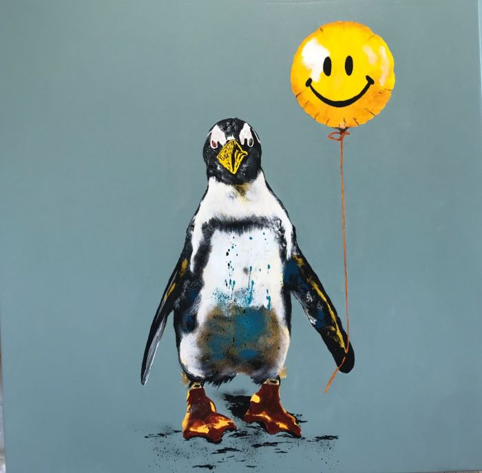 Dont Worry Be Happy by Robert Hilmersson