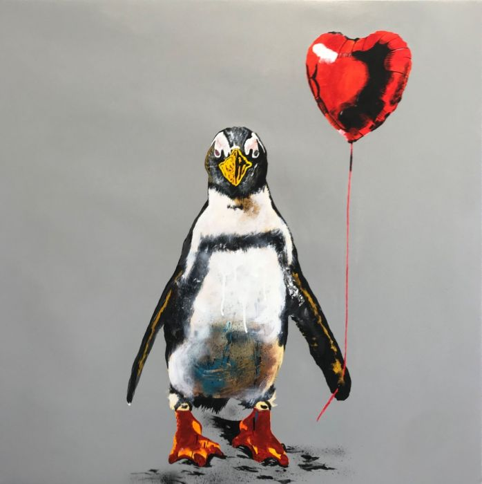 Love Is In The Air by Robert Hilmersson