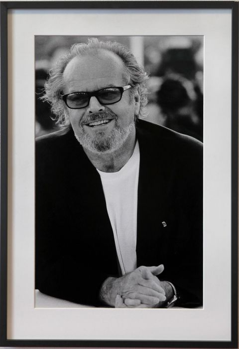 Jack Nicholson Cannes